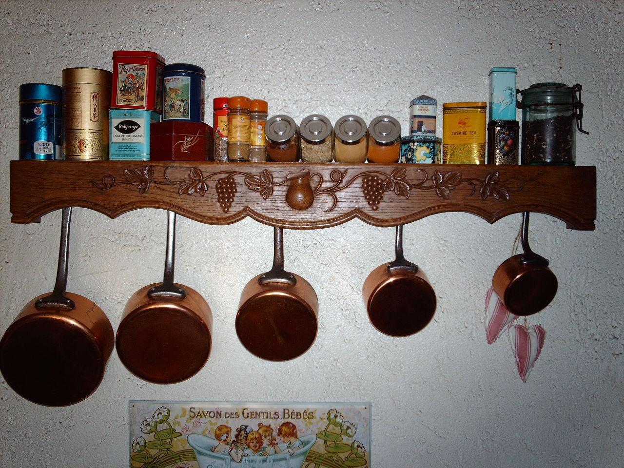 Porte casserole - Ustensile de cuisine pas cher en ligne ...